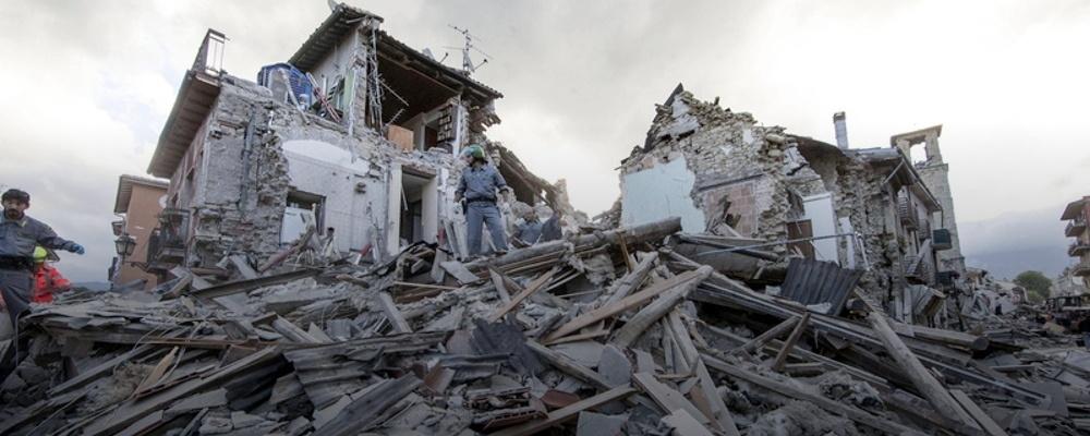 Italien, Erdbeben, Trümmer, © Massimo Percossi - dpa