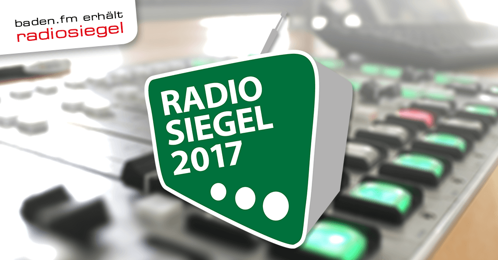 Radio, Siegel, Radiosiegel, baden,fm,