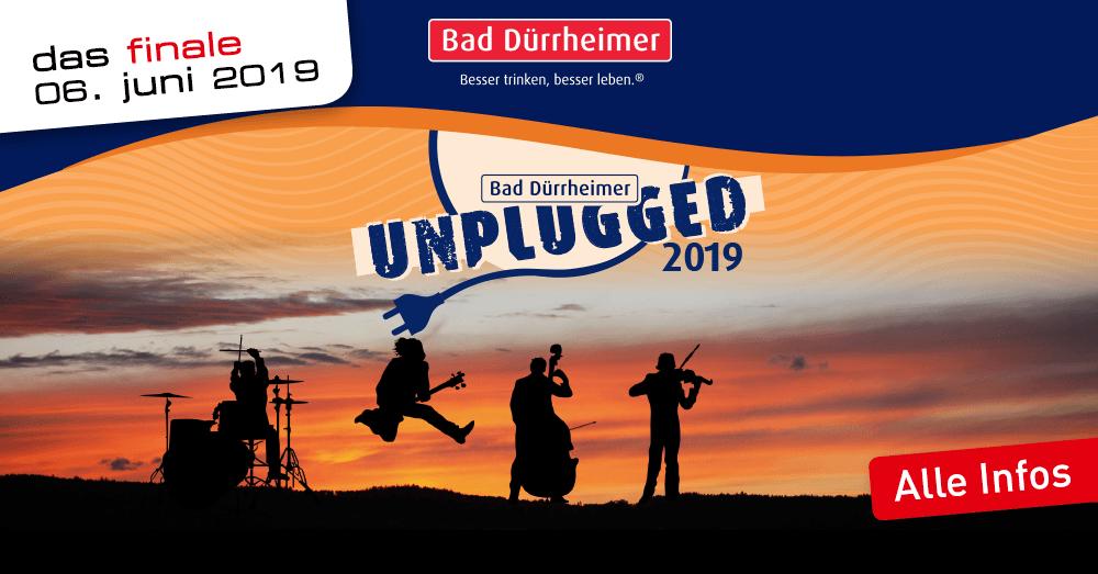 Bad Dürrheimer Unplugged - der Musikcontest