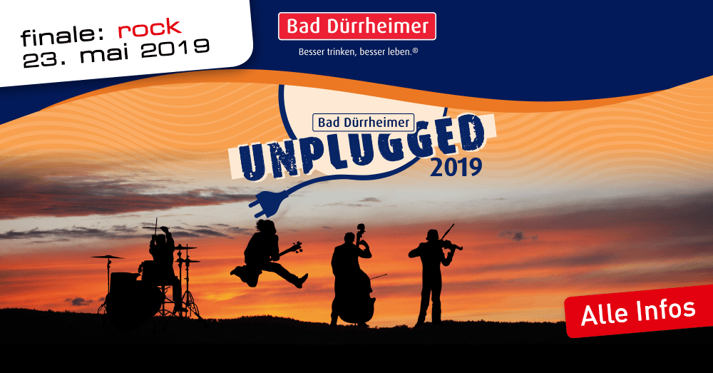 Bad Dürrheimer Unplugged - der Musikcontest