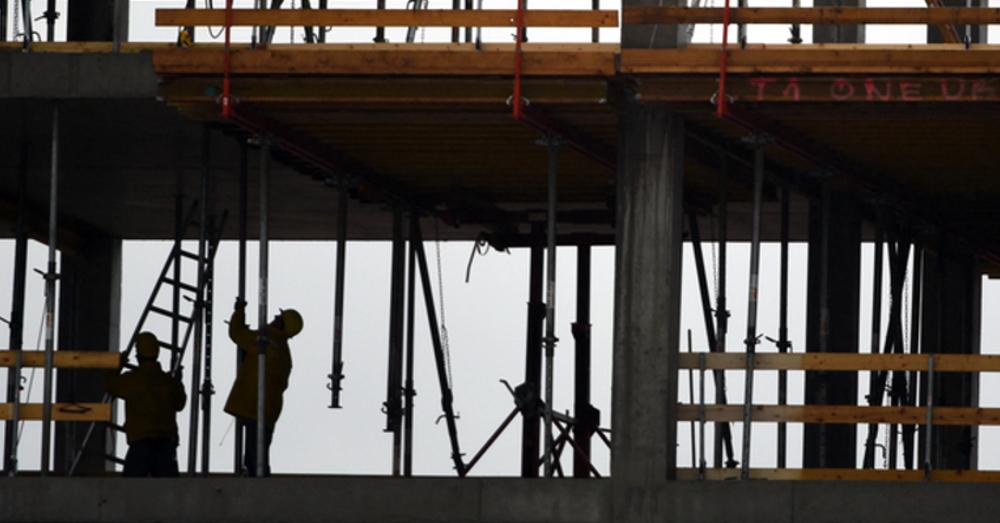 Baustelle, Bauarbeiter, Wohnung, © Arne Dedert - dpa