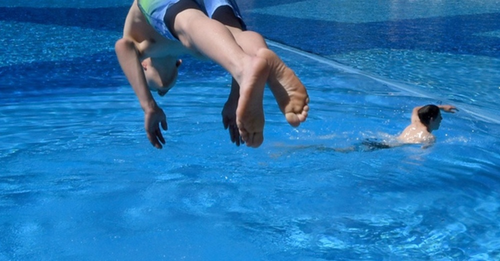 Freibad, Schwimmbad, Sommer, © Winfried Rothermel - dpa (Symbolbild)