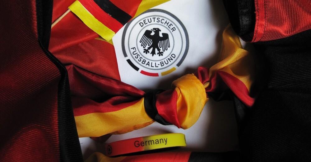 Flagge, Fahne, Deutschland, WM, © Pixabay (Symbolbild)