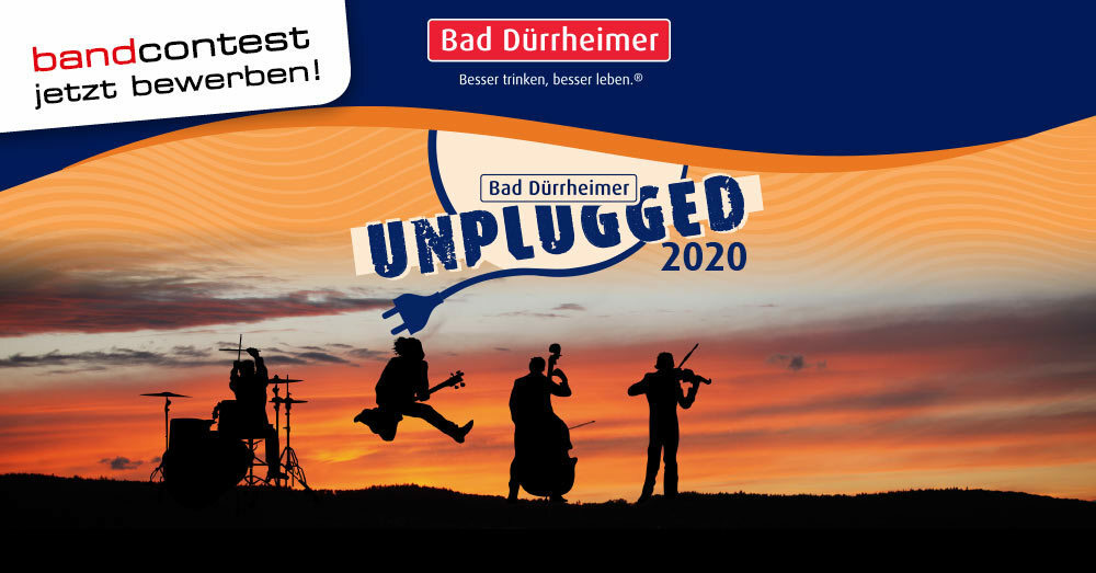 Bad Dürrheimer Unplugged 2020 der Band Contest