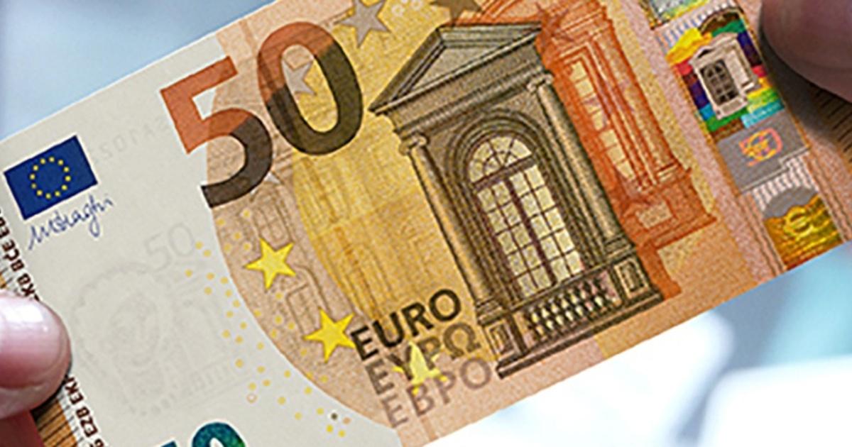Der Neue Fünfzig Euro Schein