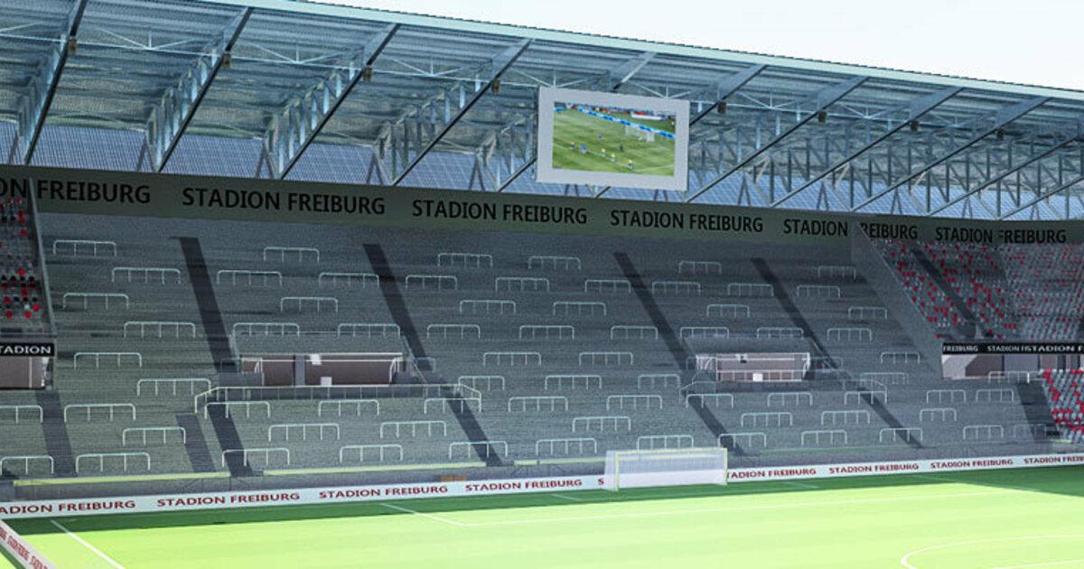 freiburg fußballstadion