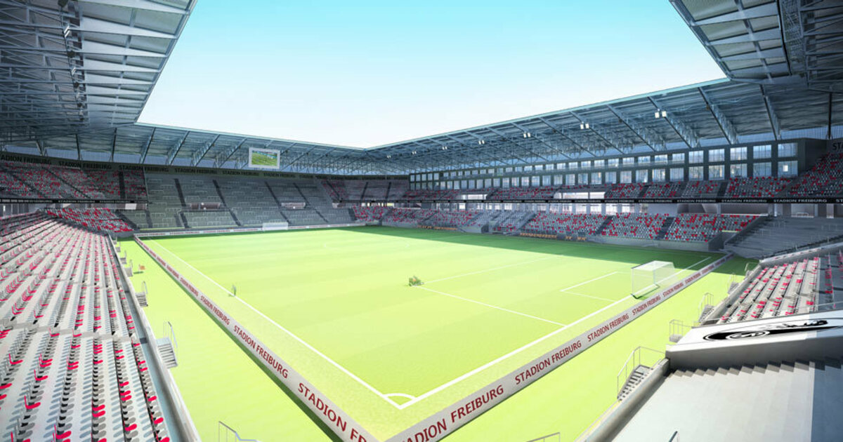 Neues Sc Freiburg Stadion