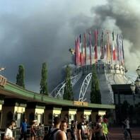 Großbrand, Europa-Park, Rust