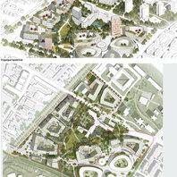 Kleineschholz, Wohnquartier, Entwürfe