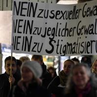 Demo, AfD, Vergewaltigung, Freiburg