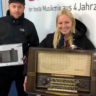 Radio, DAB. Tauschaktion, Tausch