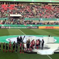 DFB-Pokalfinale, SC Freiburg, Frauen, Fußball