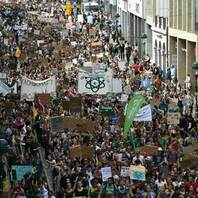 Fridays for Future, Freiburg, Klimastreik