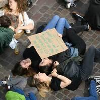 Klimastreik, Fridays for Future, Demo, Freiburg