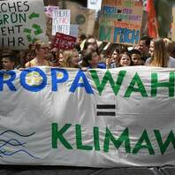 Klimastreik, Fridays for Future, Demo, Freiburg