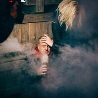 Lisa und Reyk auf der Traumatica 2019 im Europa-Park Rust