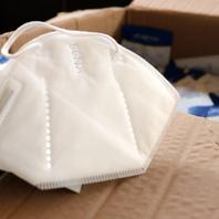 Coronavirus, Schutzmasken, Schutzkleidung, Atemschutzmasken, Ausrüstung, THW, Feuerwehr, Offenburg