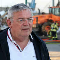 Bürgermeister, Malterdingen, Großbrand, Feuer, Hurter, Gewerbegebiet, Feuerwehr, Hartwig Bußhardt