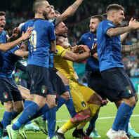 Italien, Fußball, Europameister, EM 2020, UEFA, Europameisterschaft