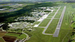 © Baden-Airpark - Flughafen Karlsruhe / Baden-Baden
