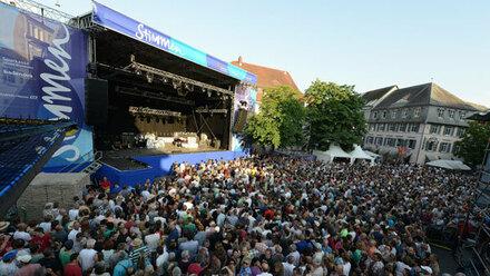 © Burghof Lörrach GmbH | STIMMEN-Festival