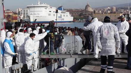 © Italienisches Rotes Kreuz / IFRC