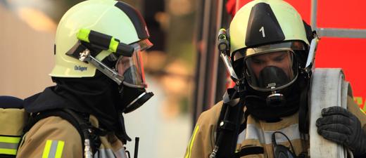 Feuerwehr, Atemschutz, © Symbolbild: Feuerwehr Bottrop