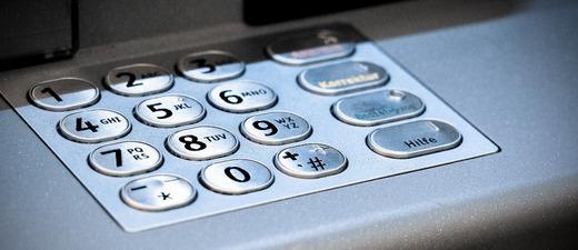 Geldautomat, Bankomat, © Pixabay
