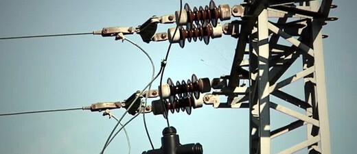 Trafo, Strommast, Stromleitung, © baden.fm