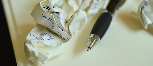 Zettel, Schreiben, Stift, © Pixabay