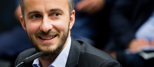 Jan Böhmermann, Satire, Satiriker, © dpa