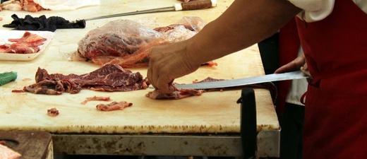 Metzger, Fleisch, Schlachthaus, © Pixabay
