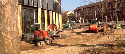 Technisches Rathaus, Freiburg, Verwaltungszentrum, © baden.fm