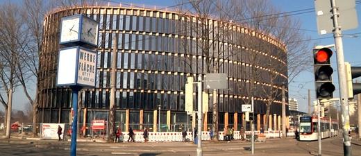Verwaltungszentrum, Technisches Rathaus, Freiburg, © baden.fm