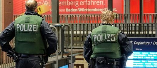 Polizei, Bundespolizei, Bahnhof Offenburg, © Lukas Habura - dpa