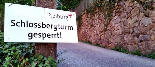 Schlossbergturm, Schlossberg, Freiburg, © baden.fm