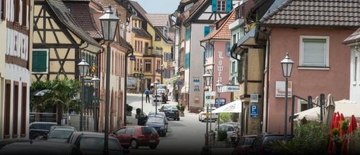 Endingen am Kaiserstuhl, Altstadt, © Patrick Seeger - dpa