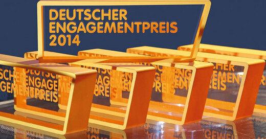 © Marc Darchinger / Deutscher Engagementpreis,