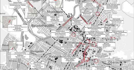 © Garten- und Tiefbauamt Freiburg