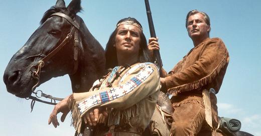 © Winnetou-Film 1968 - dpa