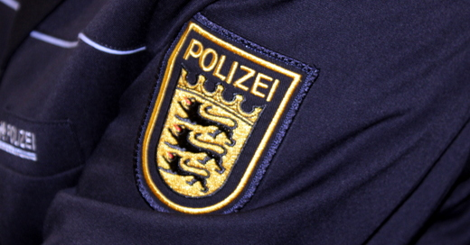 Landeswappen Polizeiuniform, © baden.fm