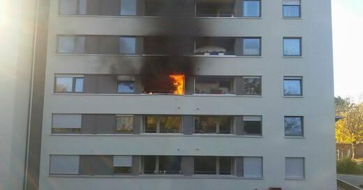 Brand, Weingarten, Hochhaus, © baden.fm