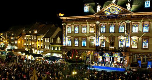 Weihnachtsmarkt Laufenburg.Grenzüberschreitende Altstadtweihnacht In Laufenburg Baden Fm