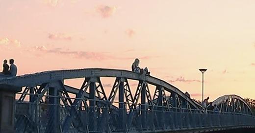 Wiwilibrücke, Freiburg, Green-City, © baden.fm