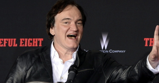 Quentin Tarantino, Regisseur, The Heightful Eight, © Mike Nelson - dpa