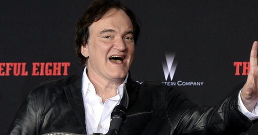Quentin Tarantino, Regisseur, The Heightful Eight, © Mike Nelson - dpa