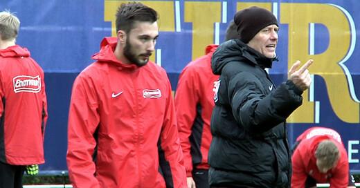 Trainingsauftakt beim SC Freiburg, © baden.fm