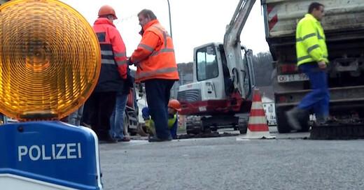 Gas, Polizeiabsperrung, © baden.fm