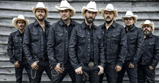 The BossHoss, © Olaf Heine - Universal Music