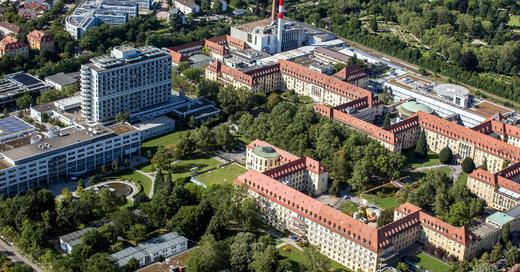Uniklinik Freiburg, © Britt Schilling - Universitätsklinikum Freiburg